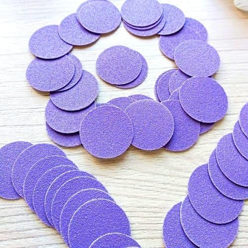 100 грит диски размер L для аппаратного педикюра оптом и в розницу от производителя, доставка в регионы, ПРОПедикюр