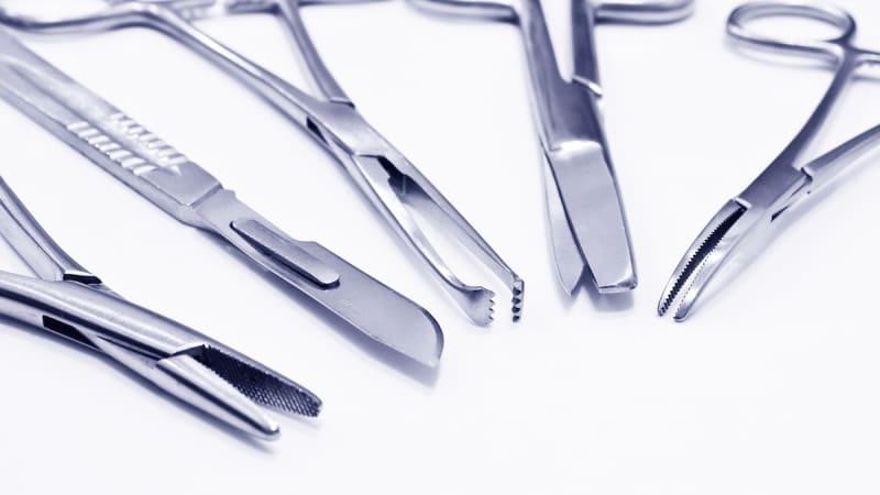 Сталь хирургическая для инструментов маникюра и педикюра