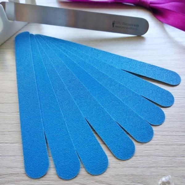 120 грит тонкие сменные файлы на пилку из нержавеющей стали для ногтей